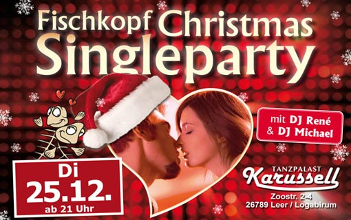 Tanzpalast Karussell in Leer