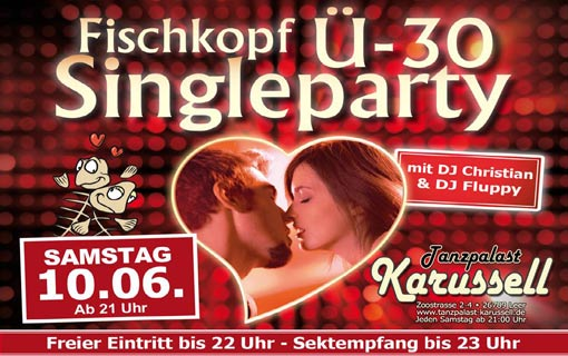 Single party rostock 2020